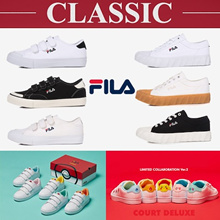 [FILA] ♥Use Cart Coupon $4♥Original Classic Kixx B / Kixx G / POKEMON Court Deluxe / series