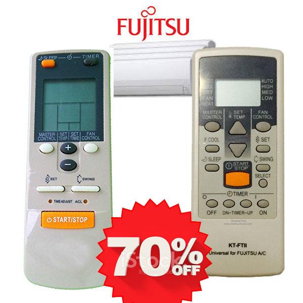 ★PREMIUM★ General / Fujitsu air-conditioner/ remote control/aircon/air con  remote