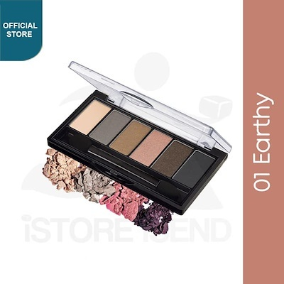 Eye Shadow Palette 01 Earthy
