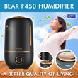 Bear Humidifier/Best Brand And Quality/0 Radiation /With The Function Of Aroma/220V~240V