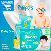 【PAMPERS】PAMPERS Baby-Dry Pants/Tape Diapers ★Carton Sale★ Japan Version★