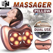 Markdown sale!! Intelligent massage pillow / multifunctional massager / intelligent vibration kneading neck / shoulder neck massager massage pillow/Massage pillow pad / relieve pain / go home to relax