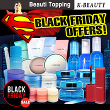 11.11 Last Chance!★Exclusive deal at Beauti Topping★LANEIGE★Water Bank/Mask/Cleanser/Cushion/Tattoo