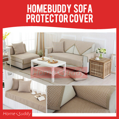 Homebuddy Free Delivery Sofa Protector Cover 70x70cm Bay Window Cover Sitting Mat Floor Protector Floor
