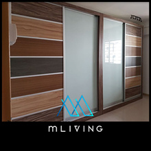 SOLID PLYWOOD Customizable Modular Wardrobe | Over 30000 Variations To Choose From | 5-12 Feet Size