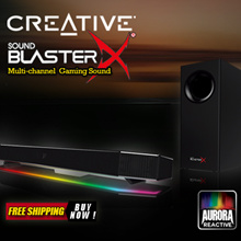 Creative Sound BlasterX Katana Multi-channel Gaming Soundbar