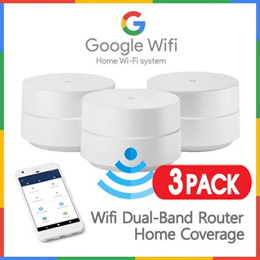 🔥SUPER SALE - $343🔥 3-pack Google Wifi system Router/Extender/home coverage / Lowest Price