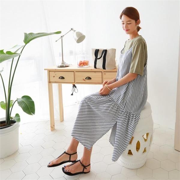 ビックサイズジェイ・スタイルエンティカビュスチェワンピースnew プリントワンピース/ワンピース/韓国ファッション