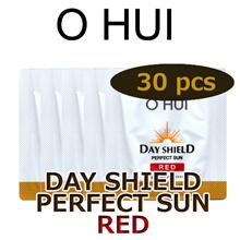 (sample) OHUI Day Shield Perfect Sun Red SPF50+,PA++++ 1ml x 30pcs
