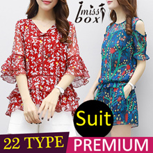 2017 NEW TRENDY SUITS HIGH QUALITY BLOUSE /TOP /PANTS