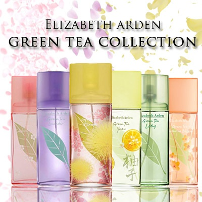 Elizabeth Arden Green Tea Collection 100ML Perfume Spray Deals for only S$79 instead of S$0