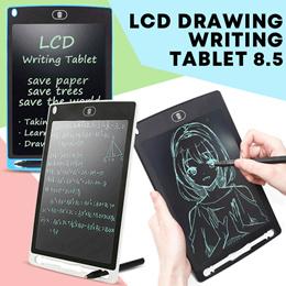 LCD Drawing Writing Tablet 8.5 / Papan tulis anak -  SJ0082