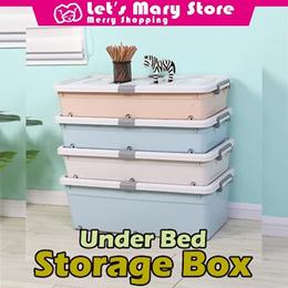 ◆ Under Bed Storage Box ◆ Big Capacity Organizer multipurpose