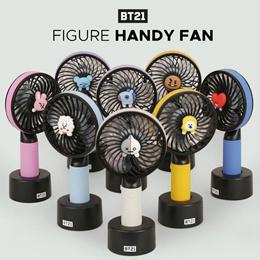공식 OFFICIAL BT21 Bangtan Product_ bt21 Handy Fan