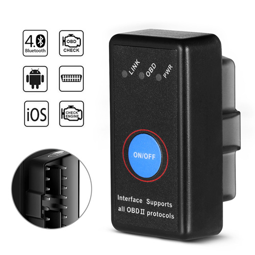 WIFI Auto Car Fault OBD2 Diagnostic Scanner Tool iPhone Android /& PC Code Reader