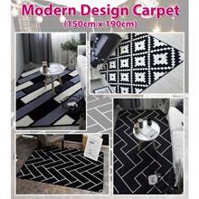 Latest Modern Design Anti Slip Carpet (Pre Order 13/8)