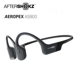 AfterShokz Aeropex AS800 Open-Ear Wireless Bone Conduction Headphones