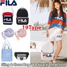 [FILA] 18FW NEW 19TYPE BAG COLLECTION / Sling Bag / Cross Bag / Eco Bag / Backpack