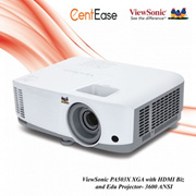ViewSonic PA503X XGA with HDMI Biz and Edu Projector- 3600 ANSI