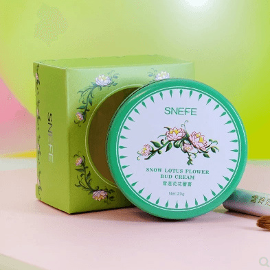 d21553a7cbd Xue Ling Ling Snow Lotus Flower Bud Cream 20g Lip Balm Lip Care Moisture  Colorless Hydrating