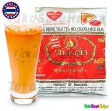 Thaitea Thai Tea Number One Brand ChaTraMue Brand Teh Thailand 400gr