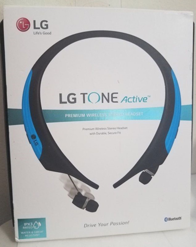 78acb072de3 Qoo10 - LG Tone Active Premium Wireless Stereo Headset - HBS-850 ...