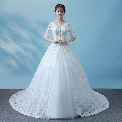 Qoo10 - Wedding Dresses : Women\'s Fashion