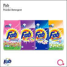[PnG] FAB Detergent Powder 4.7-5.1kg - Downy Antibacterial Perfect Colour! Super Effective!