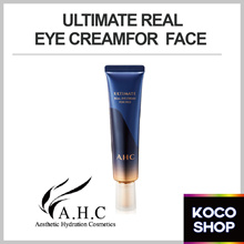 ▶A.H.C◀Never Before Price▶1+1◀ULTIMATE REAL EYE CREAM For Face