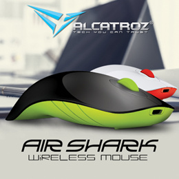 CNY PROMO   ESSENTIAL WIRELESS MICE   AIR SHARK SERIES   RECHARGEABLE 2.4GHZ   CNY PROMOTION!