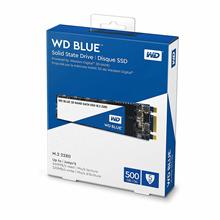 Western Digital WD Blue 3D NAND Internal SSD 500GB M.2 2280 SATA 6Gbs