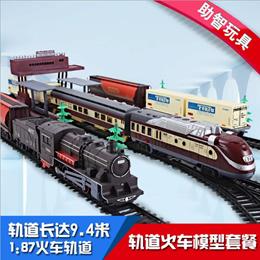 小火车托马斯拼装仿真汽车