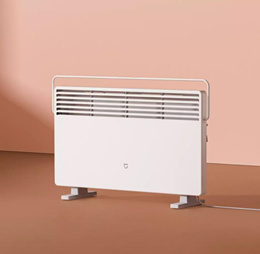 米家电暖器 白色