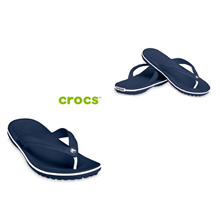 FREE SHIPPING[CROCS] [Crocs] Crocodile Flip 11033-410/AUTHENTIC