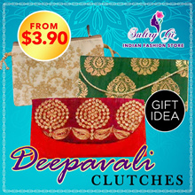 ❤️DEEPAVALI SPECIAL❤️Beautiful Clutches and Ethnic Bags ❤️Gift Idea❤️