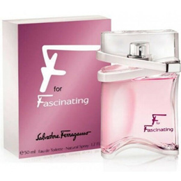 Salvatore feragamo F for Fascinating EDT 50ml  654594067