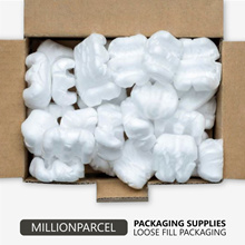 Loose Fill Packing Foam Peanuts / Gift / Carton Box / Polymailer / Bubble Wrap [BUNDLE OF 35]