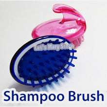 [Korea Authetic] ★Shampoo Brush★ Silicon anion tourmaline Scalp Massage Good Shampoo Scalp Shower