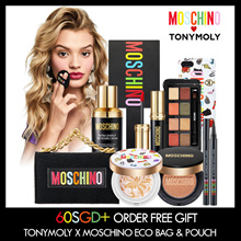 b9267ea8c8 ☆Spring SALE☆ TONYMOLY X MOSCHINO   Free MOSCHINO Bag and Pouch over  60  order