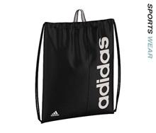 Adi das Performance Gym Bag - Black