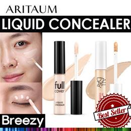 BREEZY★ [Aritaum]Full Cover Liquid Concealer / All Day Tip Concealer