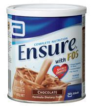 Ensure with FOS - Chocolate Flavour (400g)