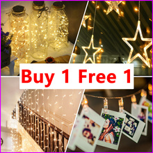 ★All orders Free 1★ 2017 Xmas - Christmas tree Led Fairy Light Party Deco