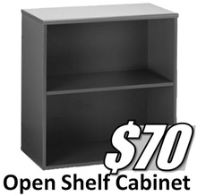 [MegalineSG] Office Storage Solutions . Office Furniture . Wooden Cabinet . Open Shelf . Slide