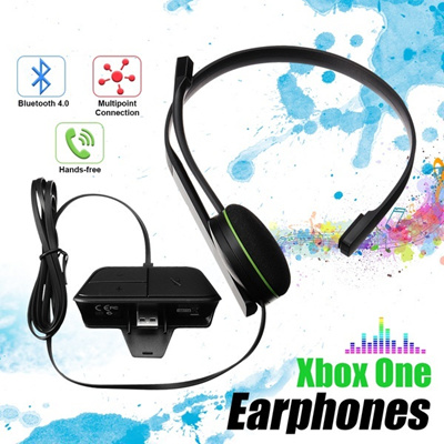 Qoo10 - Xbox One Wired Chat Headset Headphone with Microphone Built ...