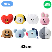 [LINE FRIENDS]BT21 42cm CUSHION