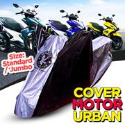 Cover Motor URBAN STANDARD-JUMBO  [untuk BebekMatic dan Motor Laki ] murah dan berkualitas