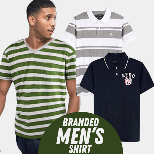 Mens Short Sleeve Polo Shirts Available In 8 Colors I Branded Mens T-shirt Deals for only Rp39.000 instead of Rp79.592