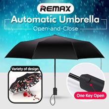 Remax Nano Umbrella Remax Automatic Dual-use umbrella for rain or shine UV light protection
