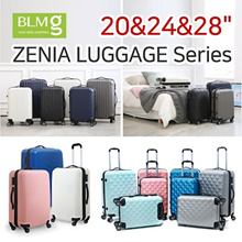 [$17.99] ZeniaCube/Ex/Trip/Milo/Mylo with FREEGIFT Travel Luggage/ABS/Sturdy/20/24/Hardshell/Storage